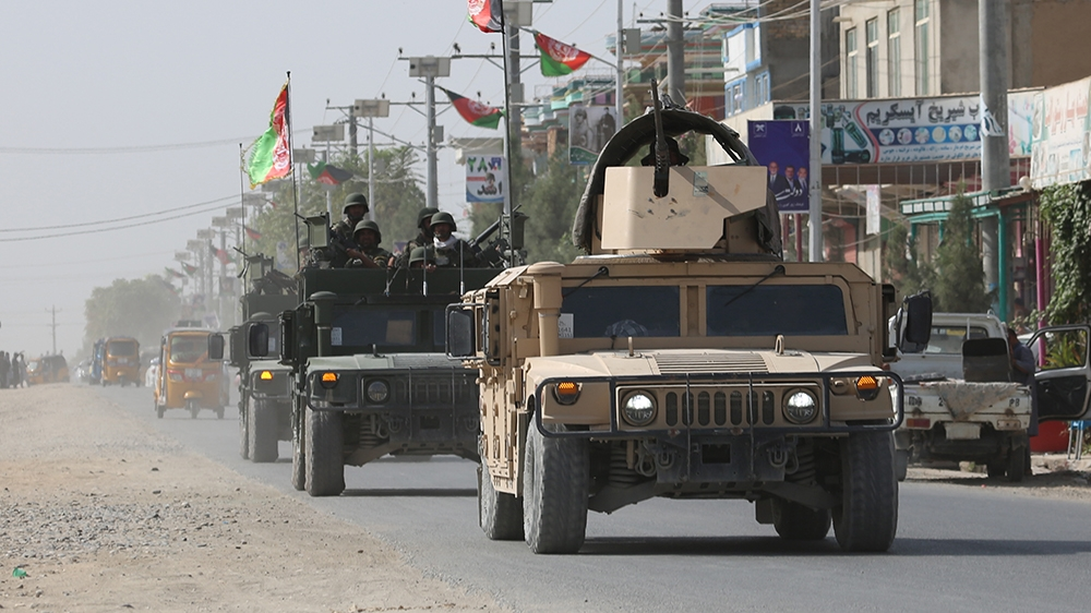 Taliban attacks second Afghan city as talks with US wrap up