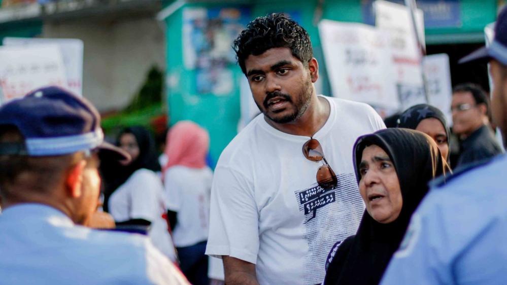 Yameen Rasheed Maldives