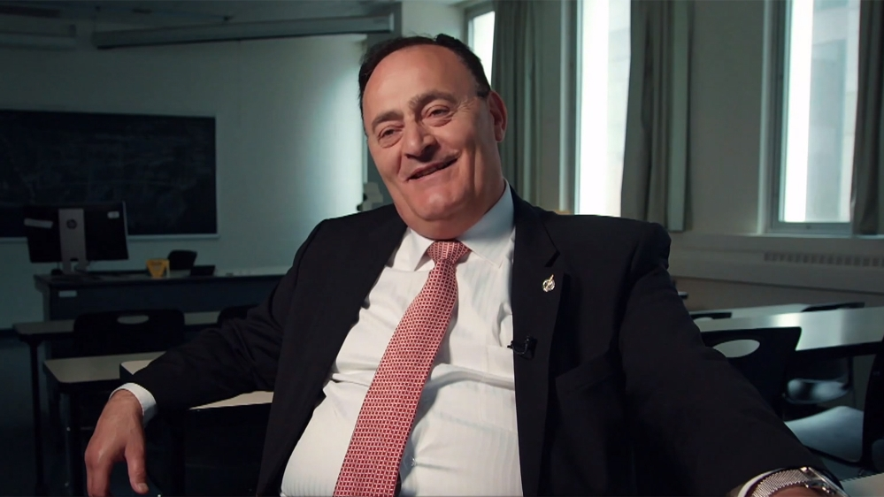 Al Jazeera World - AJW - Arabs Abroad: The politician and the inventor