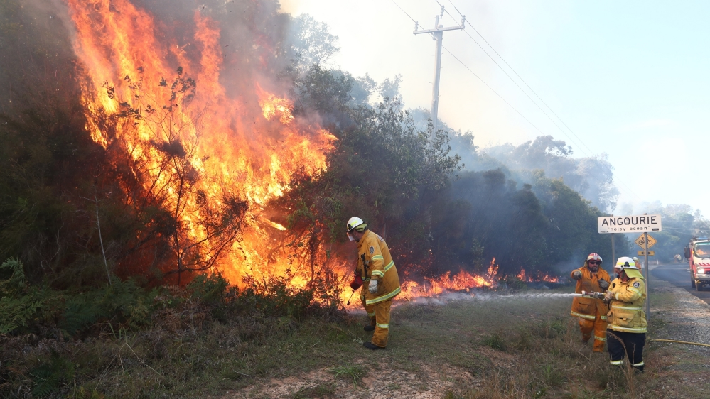 australia gets ready for potentially catastrophic fire season