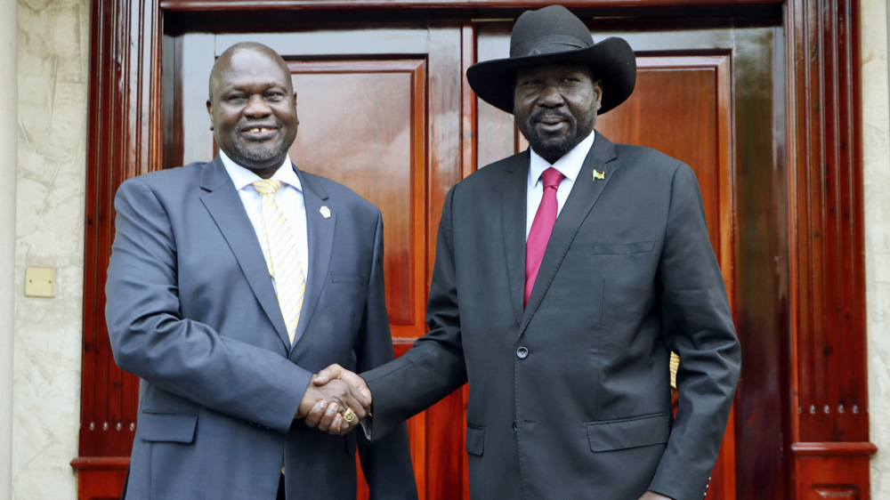 Uncertainty as deadline for South Sudan unity government looms thumbnail