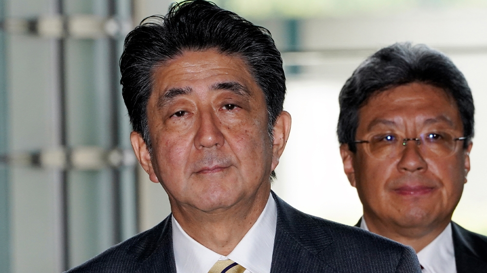 Japan PM picks new foreign, defence ministers in reshuffle