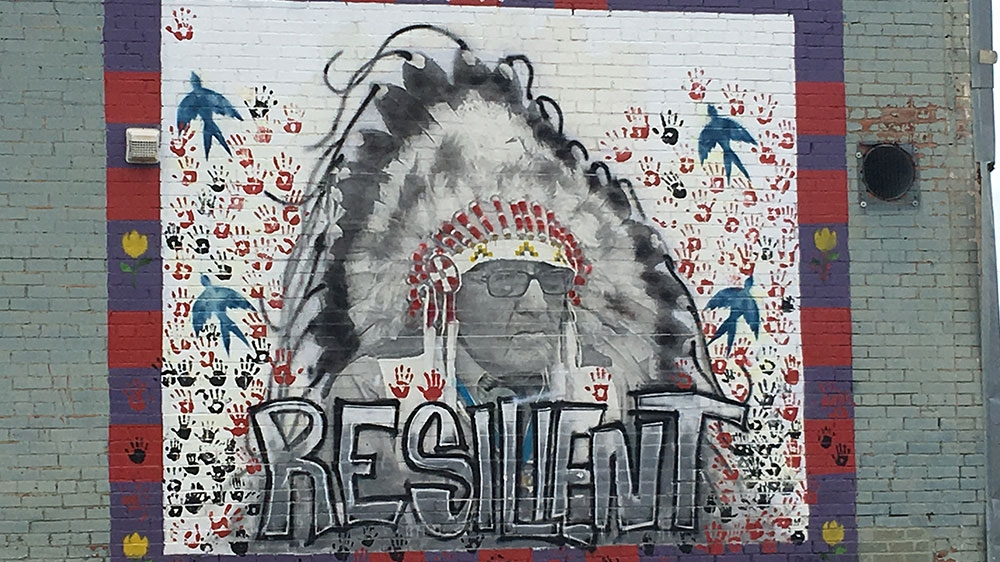 Crow Nation [Molly McCluskey/Al Jazeera]