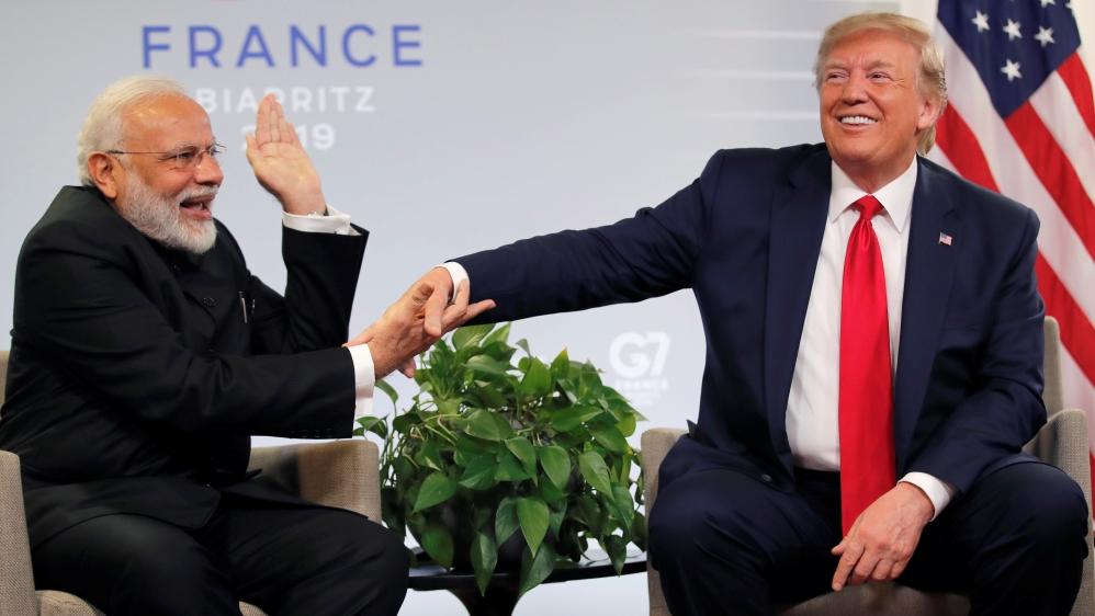 G7 summit in Biarritz