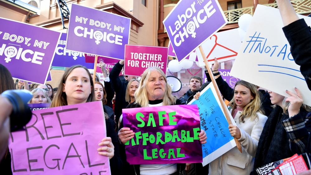 Abortion - New South Wales - Australia