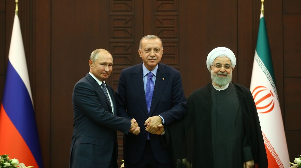 Ankara summit on Syria: 'A win for Moscow and al-Assad'