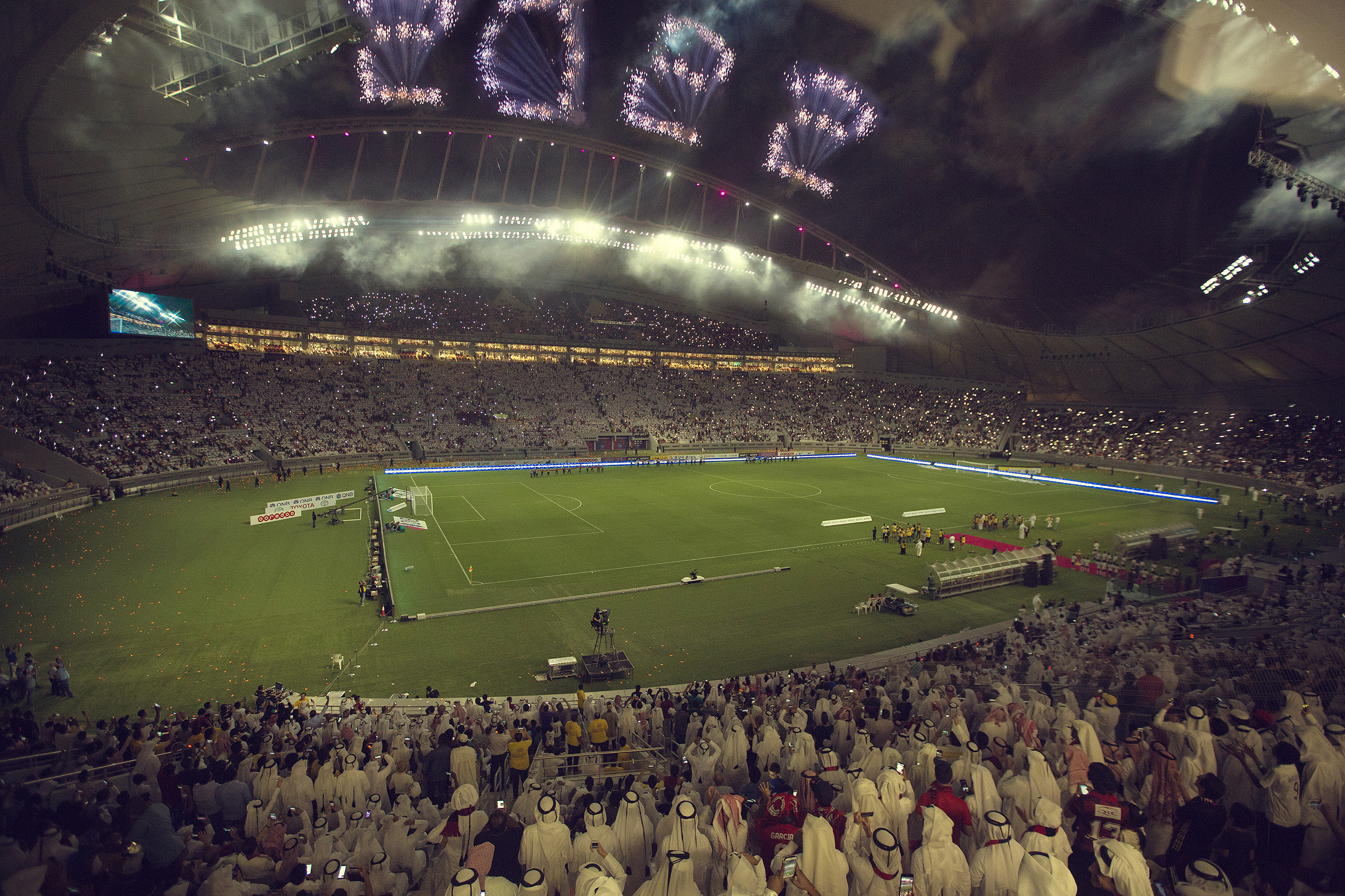 A general view of the Khalifa International Stadium [Supreme Committee for Delivery & Legacy]