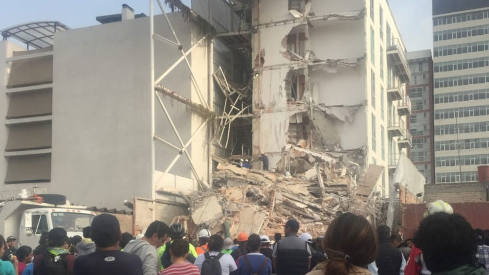 Mexico quake: Two years on, recovery slow but survivors hopeful