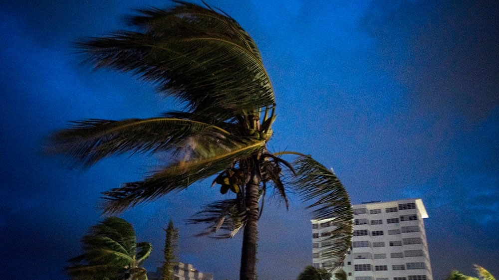 Hurricane Dorian: Category 5 storm lashes the Bahamas