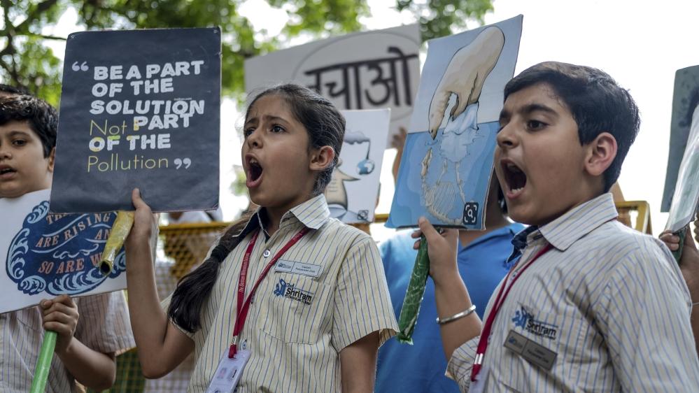 India global climate strike