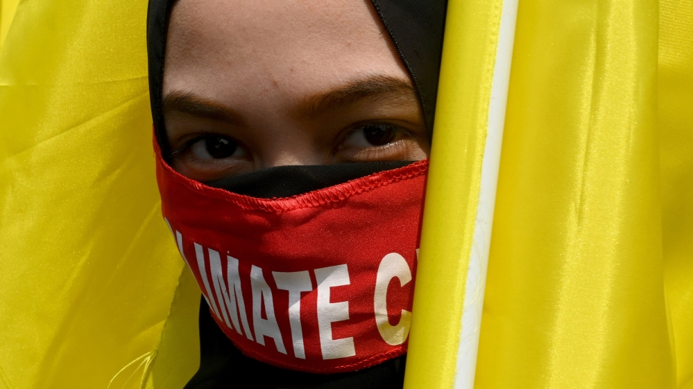 Indonesia climate strike
