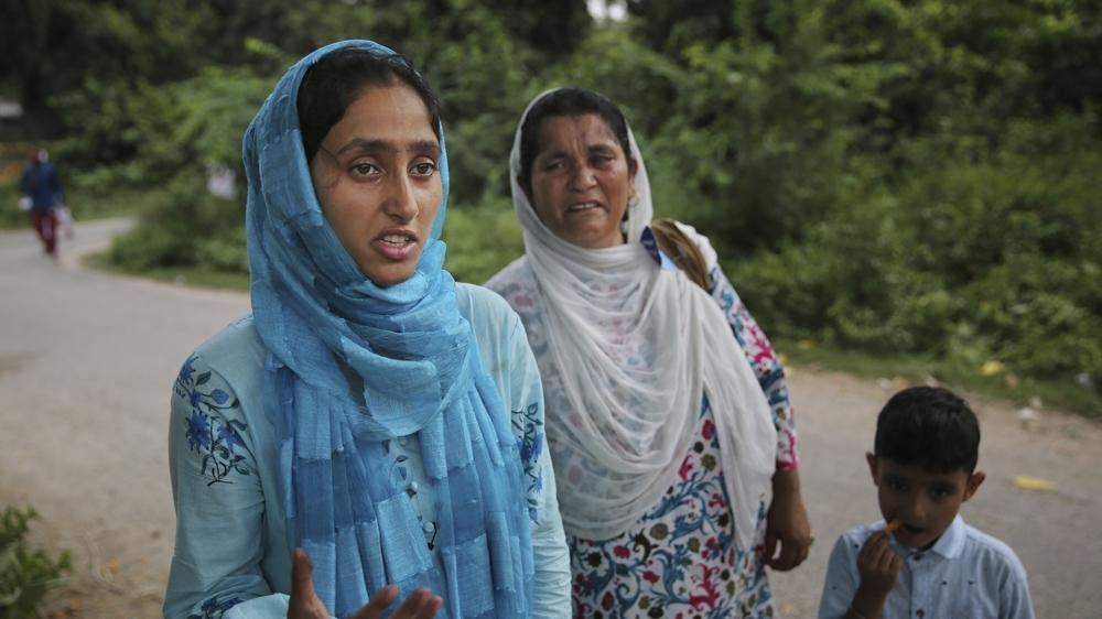 Maryam Rasool, Kashmir