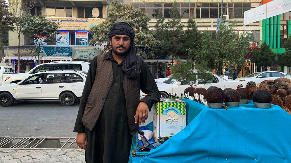 Sartaj, 25, is registered to vote in his native province of Khost, but getting there to cast his ballot will require a four-hour trip along one of Afghanistan's most treacherous roads where he must tr