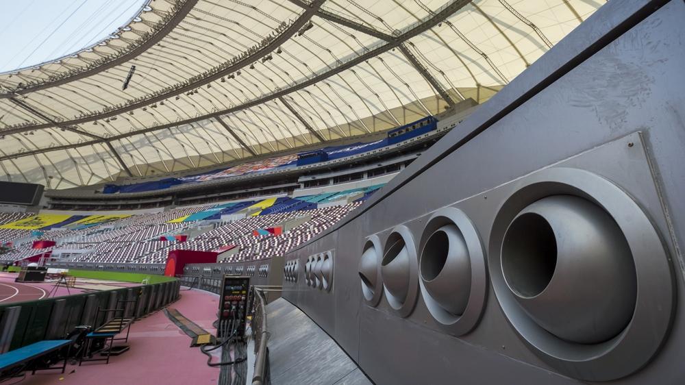Khalifa International Stadium Doha