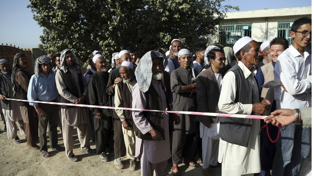 Afghan election 4