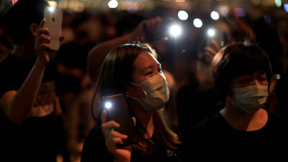 Hong Kong protests 5 year 2