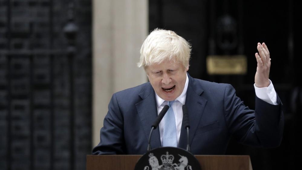 Brexit crisis deepens as Tories rebel against Boris Johnson