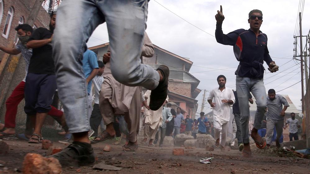 Kashmir Reuters