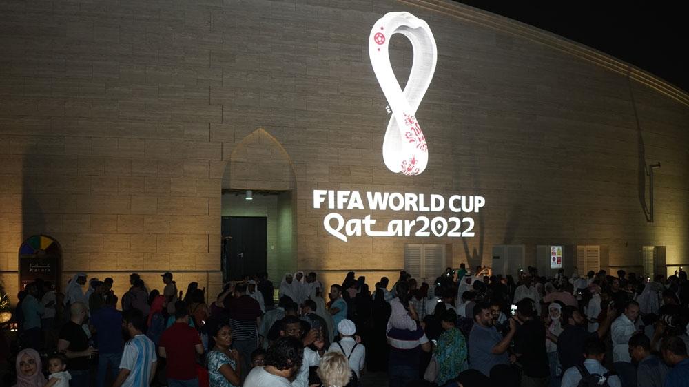Fifa World Cup 2020 Fantasy.Qatar 2022 Football World Cup Logo Unveiled Qatar News