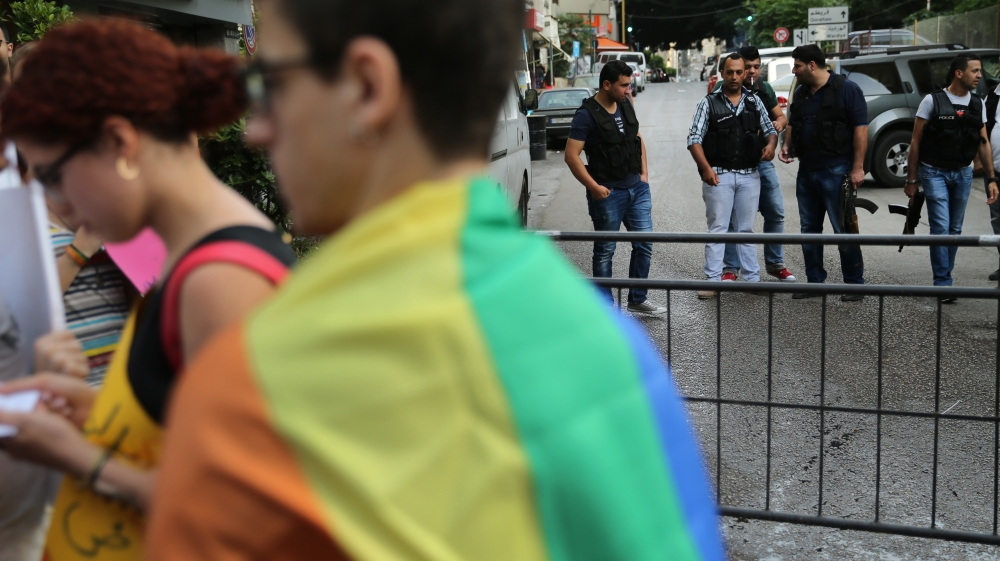 Gay, bisexual men and trans women speak of sexual abuse in Syria thumbnail