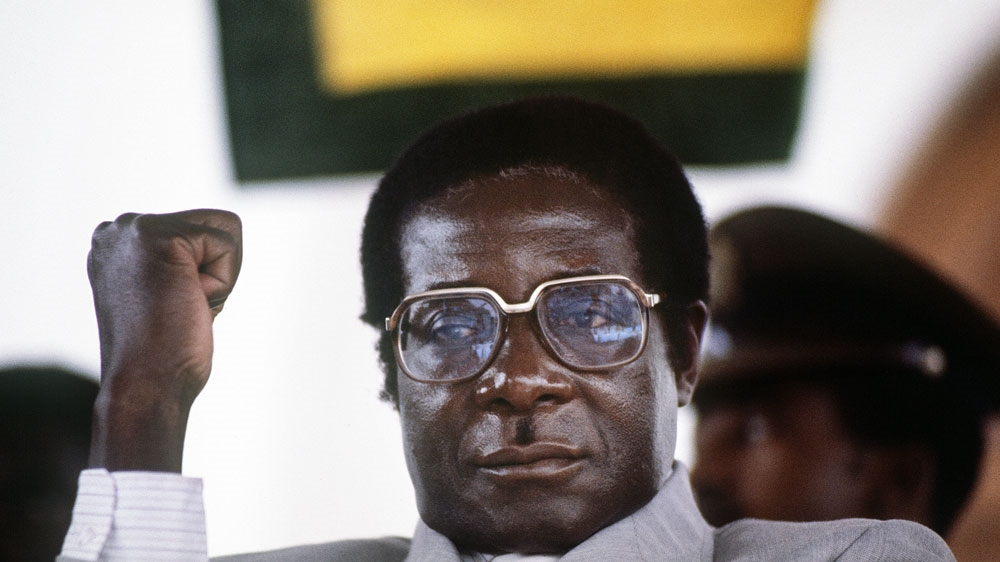 Zimbabwe's former president Mugabe left behind $10m but no will