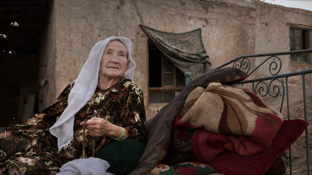 China's Uighur Minority Marks Muslim Holiday In Country's Far West