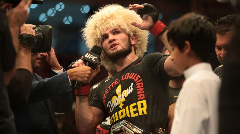 UFC 242 - Khabib Nurmagomedov v Dustin Poirier - Men's UFC lightweight title