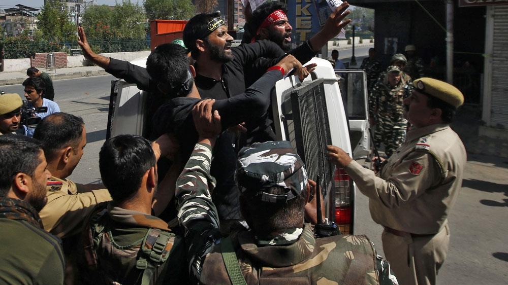 Kashmir Muharram