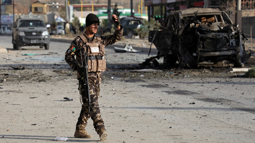 Taliban attacks kill more than 20 Afghan security forces