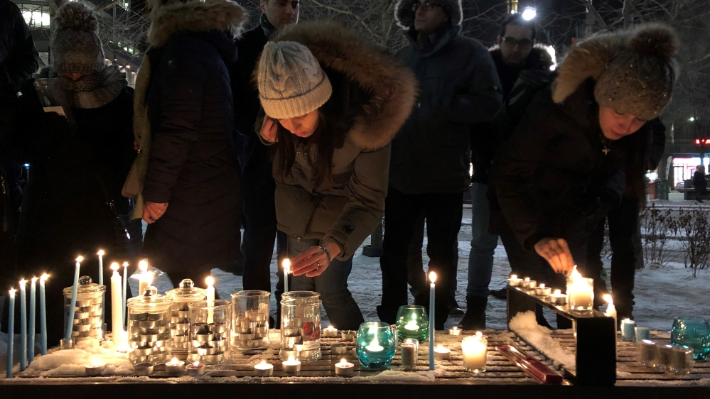 Vigil - Canada