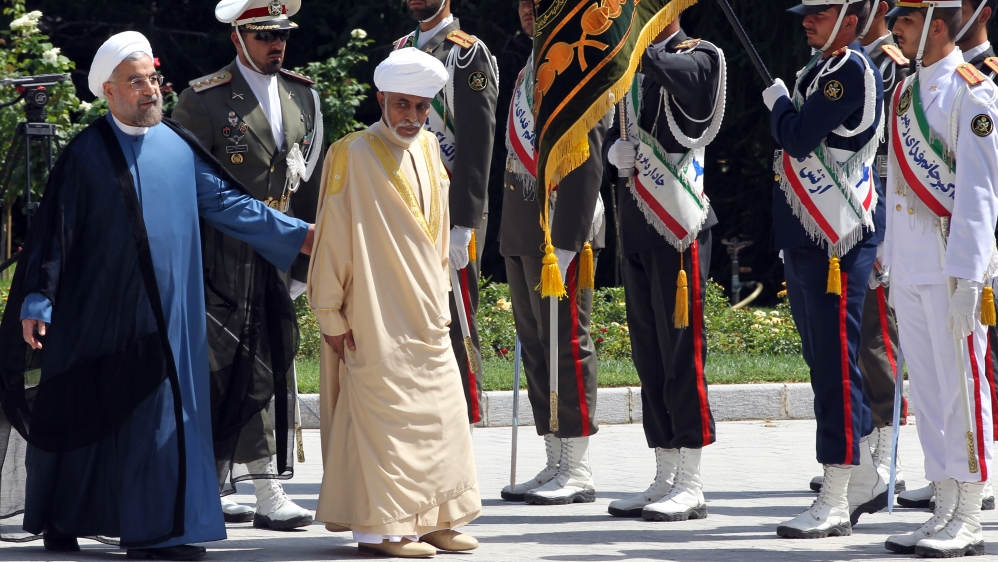 Oman - Iran