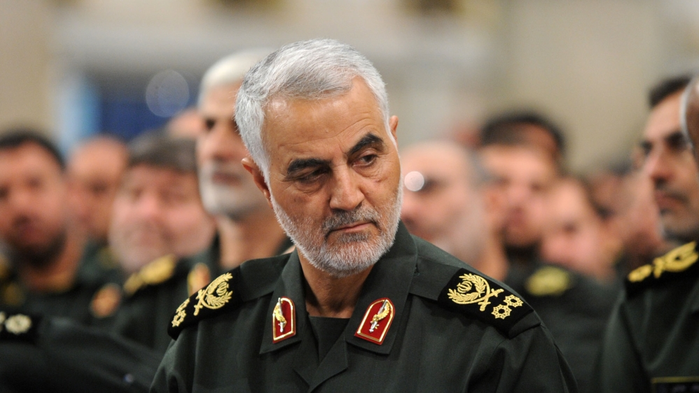 Iran says it will execute informant who led CIA to Soleimani thumbnail