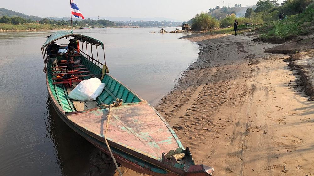 Cambodia Mekong