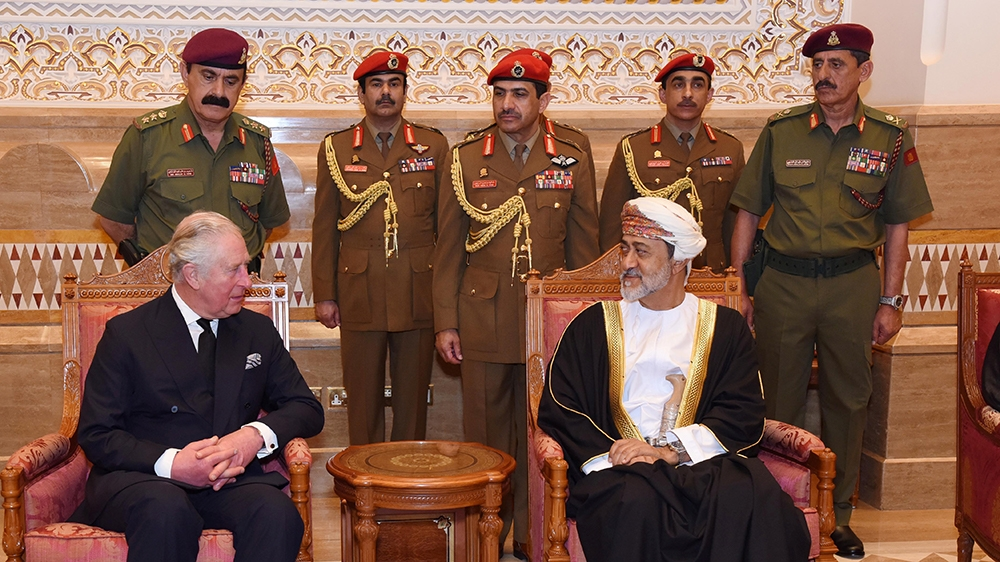 World leaders pour into Oman to offer condolences for Qaboos thumbnail