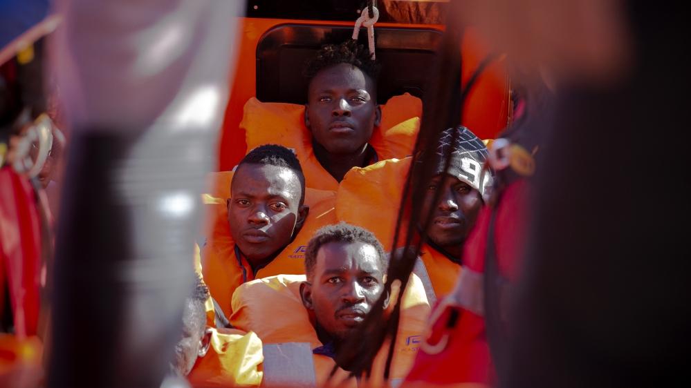 At least six migrants drown, 93 rescued off Libya's coast thumbnail