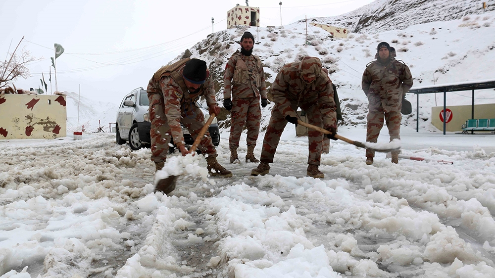 At least 17 killed by extreme cold snap in Afghanistan
