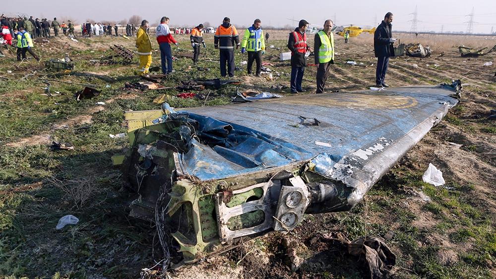 Iran says misaligned radar led to Ukrainian jet downing thumbnail