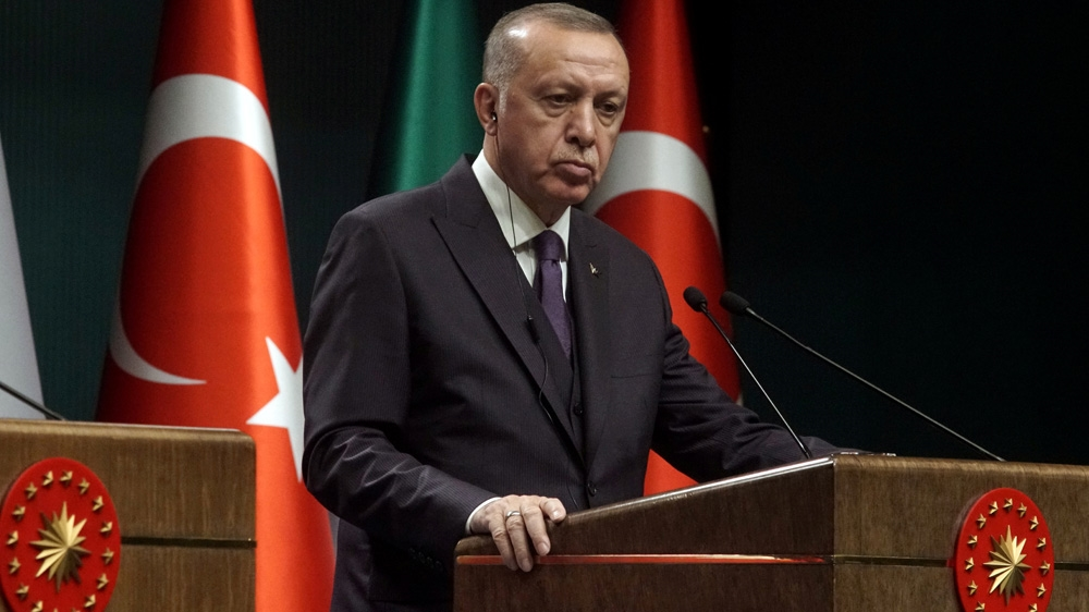 Turkey says Egyptian security forces raid news agency in Cairo thumbnail