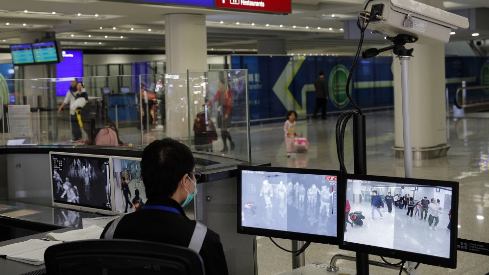 Three US airports to screen passengers for mystery Chinese virus