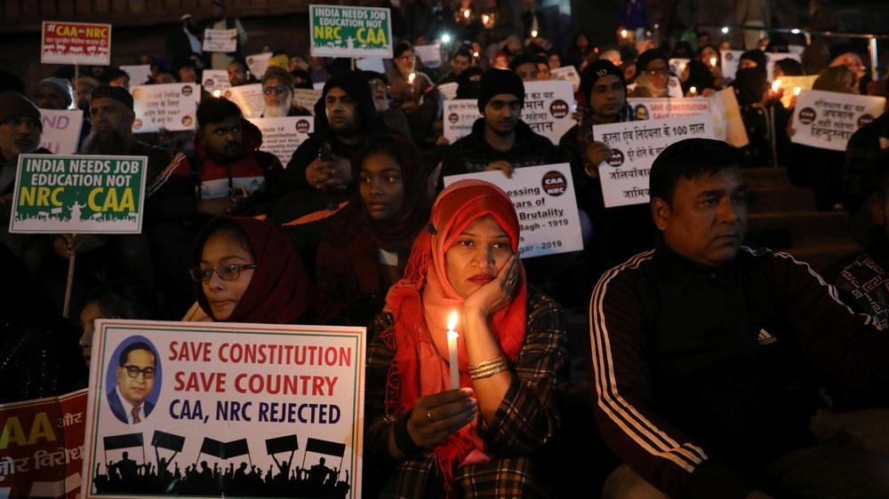 India anti-CAA protest