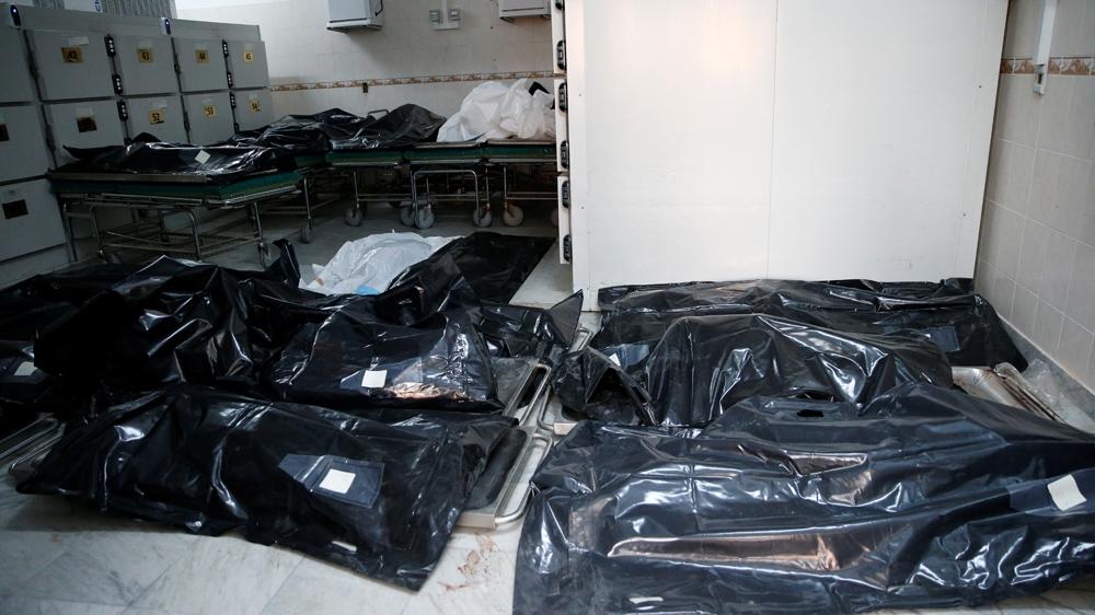 Libya migrant deaths