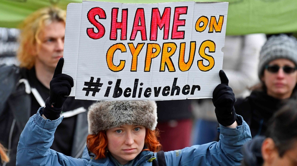 What the Cyprus rape case tells us about justice in Europe | Sexual assault