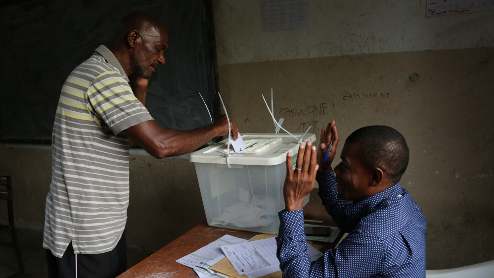 Comoros votes in parliamentary poll boycotted by opposition thumbnail