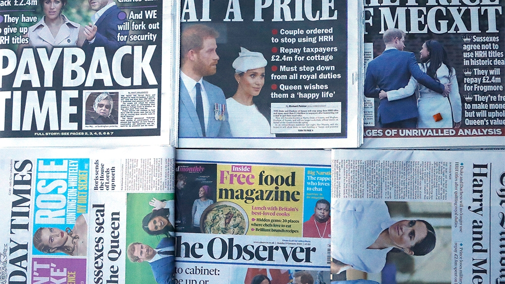 Thomas Markle's grovelling apology to the Queen