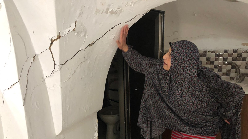 Water excavations Jerusalem 2 [Dareen Jubeh/Al Jazeera]