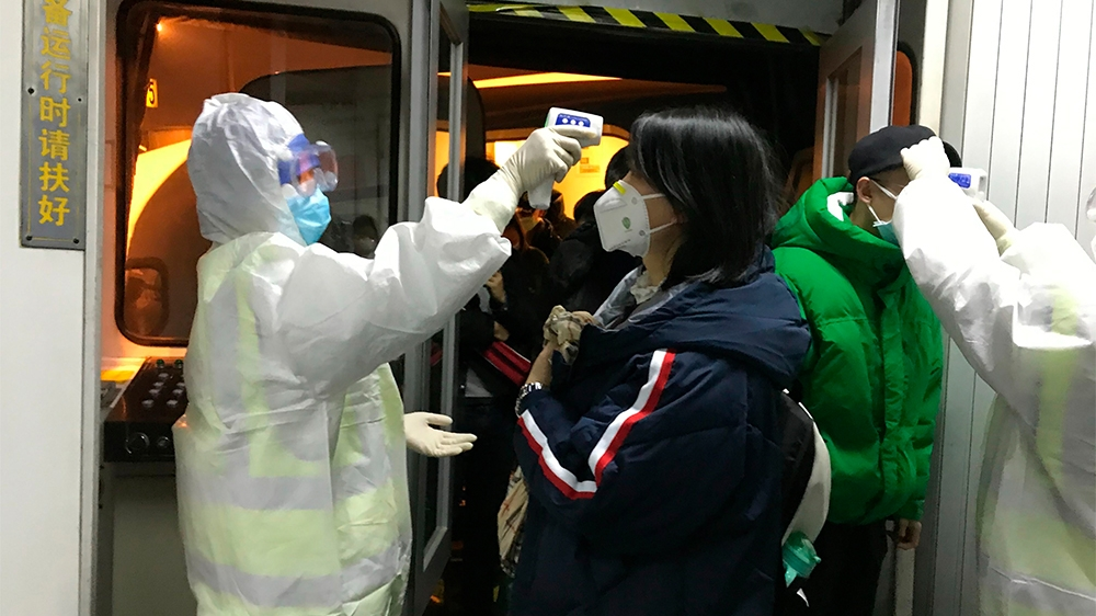 China cancels Lunar New Year events over deadly virus fears