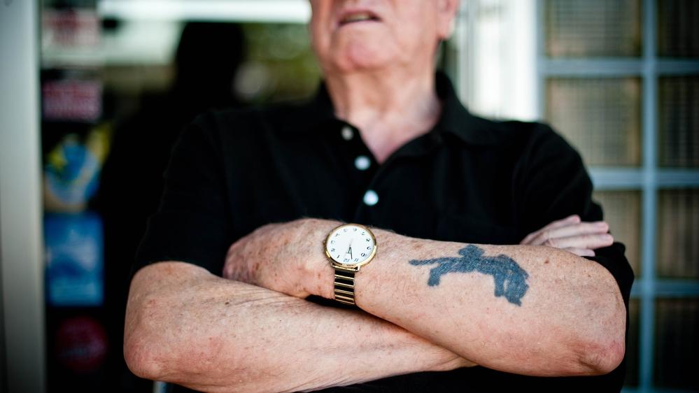 Auschwitz survives Leon Shagrin