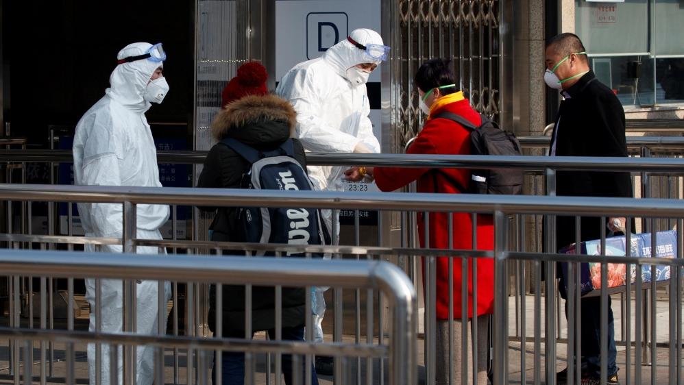 China expands coronavirus outbreak lockdown to 56 million people