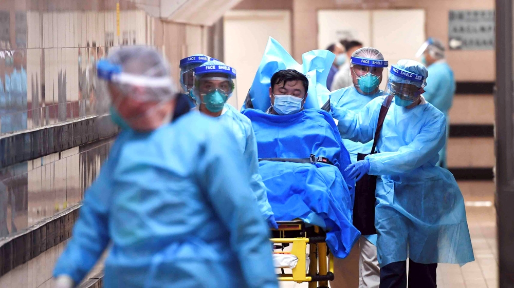 China battles coronavirus outbreak: All the latest updates | China ...  - 22a60258b44b4115aeba9534f4866f9a 18