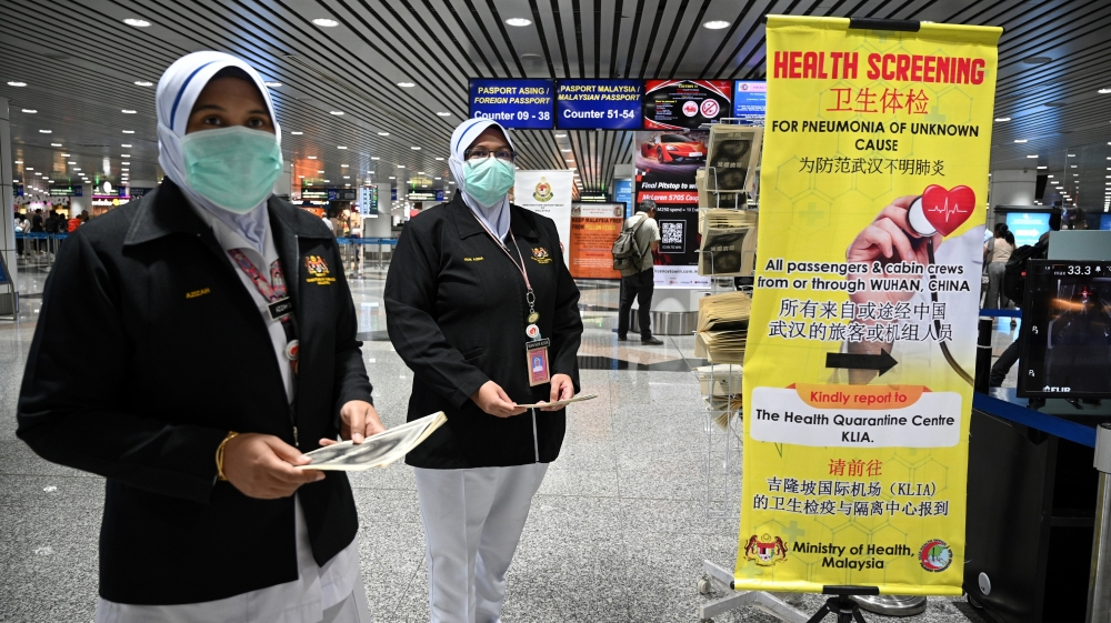 cases of coronavirus in malaysia